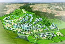 Quy hoạch tổng thể phát triển kinh tế - xã hội các huyện của Thành phố Hà Nội